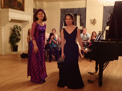 4 Hands Duo with Pianist Quynh Nguyen