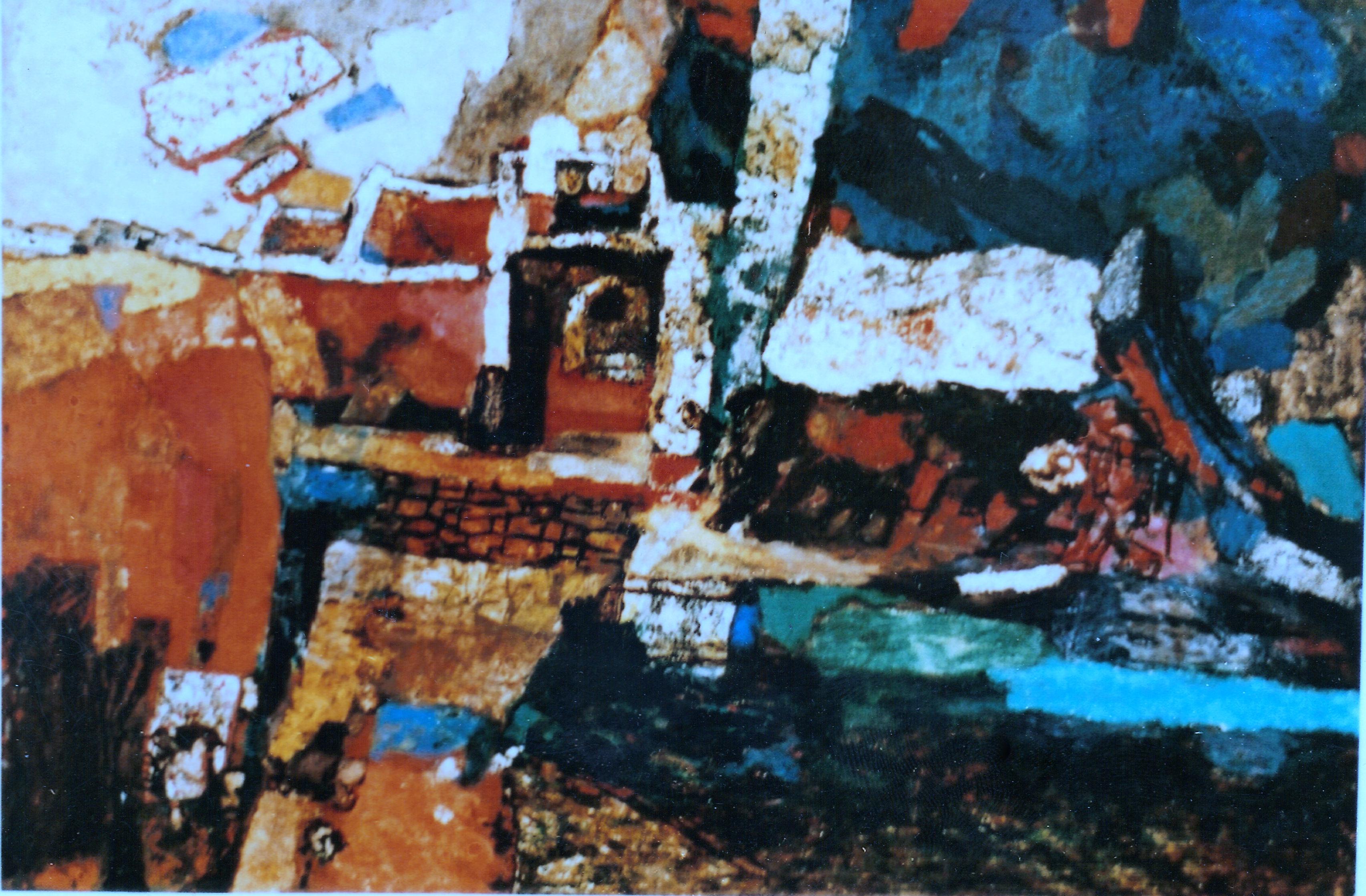 Nguyen Huy Khiem Lacquer Painter