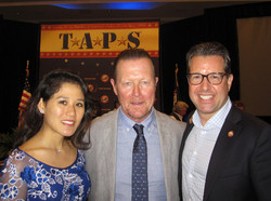 Actor Robert Patrick from Terminator 2 & CBS series Scorpion plus my husband  Doug Rozman (TAPS Boar