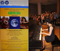 Earth Day Celebration  With United Nations Association