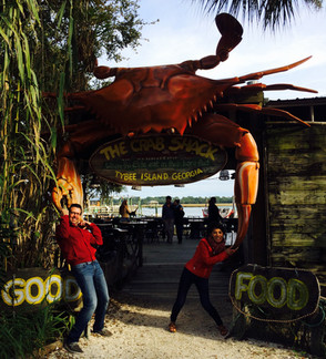 Crab Shack, Tybee Island, GA