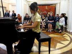 Farewell performance  in honor of H.E. Ambassador Y.J. Choi  of Korea to the U.S.