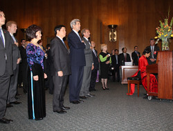 20th Anniversary of Trade Relations Between Vietnam & the U.S.  Secretary of State: John Kerry