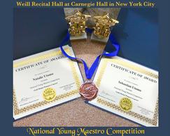 Weill Recital Hall at Carnegie Hall, NYC