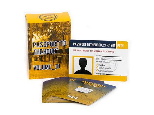 Passport To The Hood Vol 1