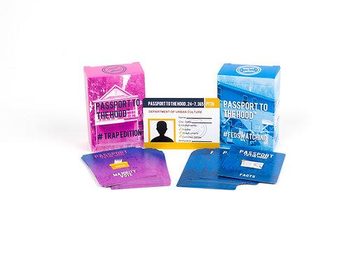 Passport To The Hood - Combo Pack
