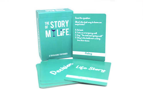 The Story Of My Life: A Trivia Game For Women