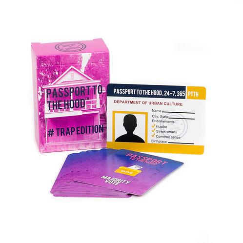 Passport To The Hood Vol 2, #TrapEdition