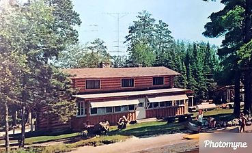 Lodge of Whispering Pines 1970