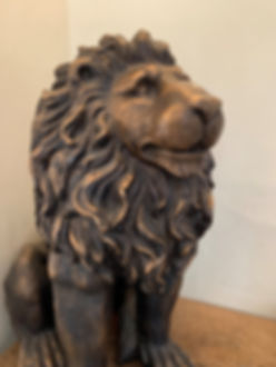 The Lion at Claville