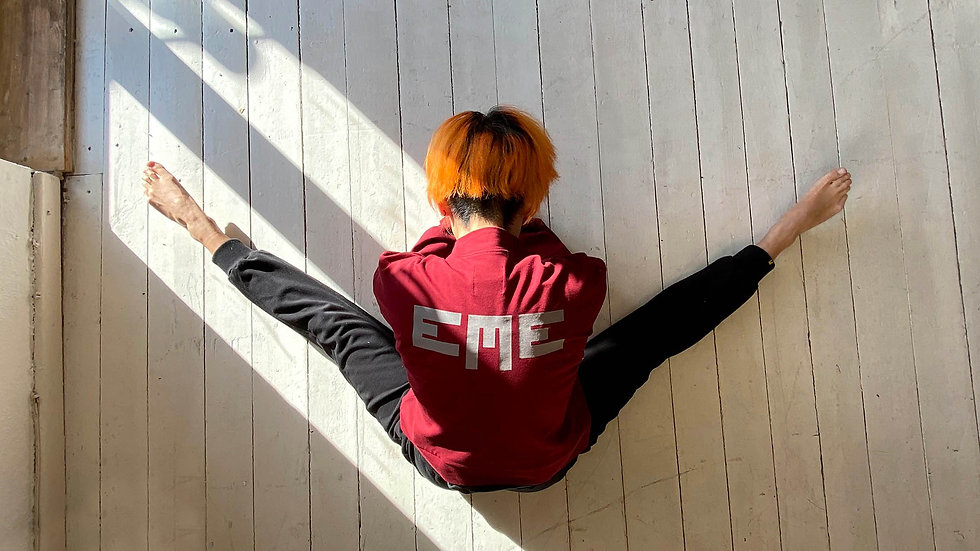 Eme Clothing Sport Collection. Sustainable Clothes Design in Berlin