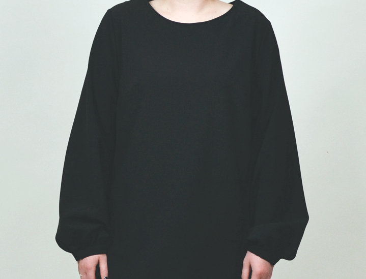 Drees long-sleeved