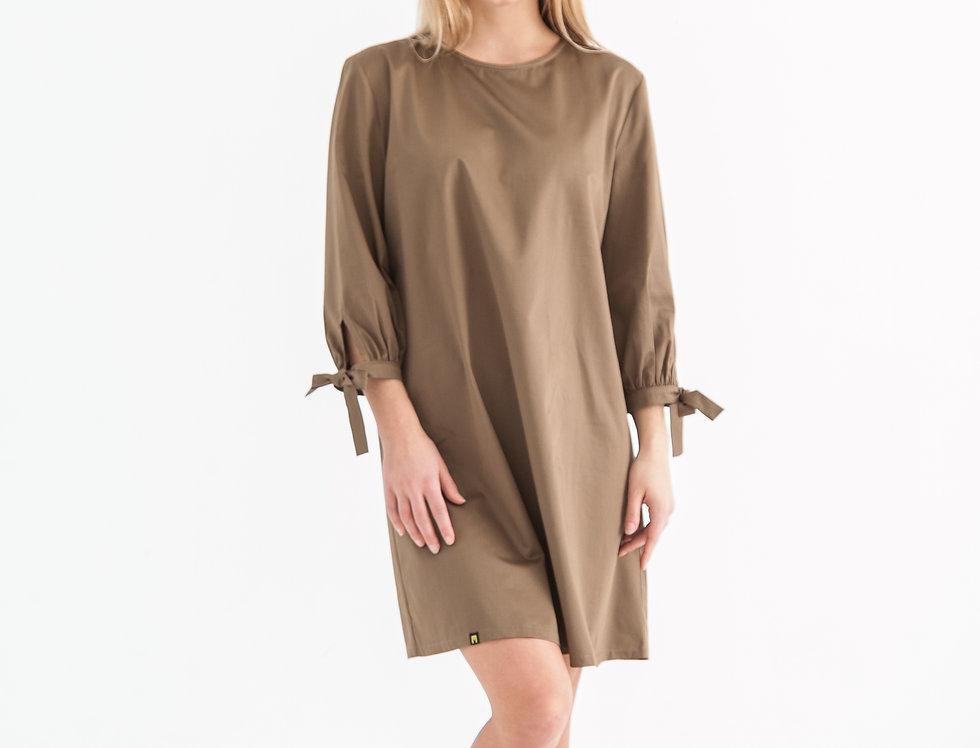Edyta gold Dress