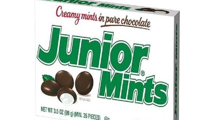 Junior Mints, 3.5-oz. Box