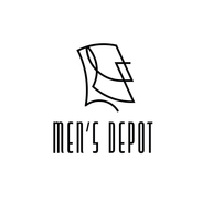 Mens Depot logo wykonane przez Rek House