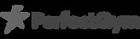 Logo Perfect Gym na stronie Rek House