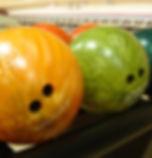 Aangepaste Ontwerp van de Bal Bowling