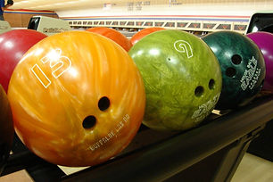 Custom Bowling Ball Design