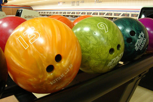 Custom Bowling Ball Design