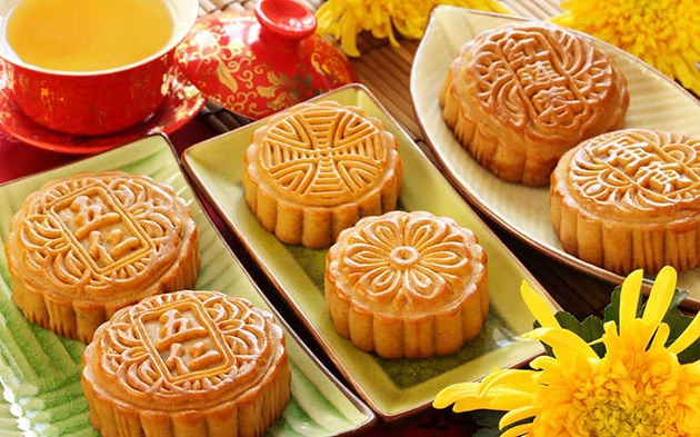 Chinese Mid-Autumn Festival means Business and Networking