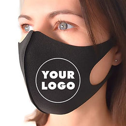 Branded Reusable Masks