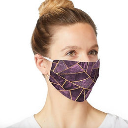 Reusable Microfibre Masks