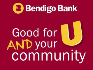 Bendigo Bank Sponsorship Benefits