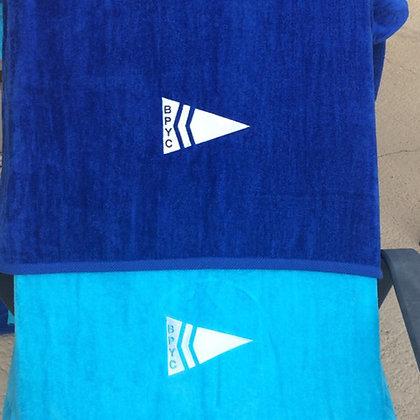 Thick Terry Cloth Beach Towel