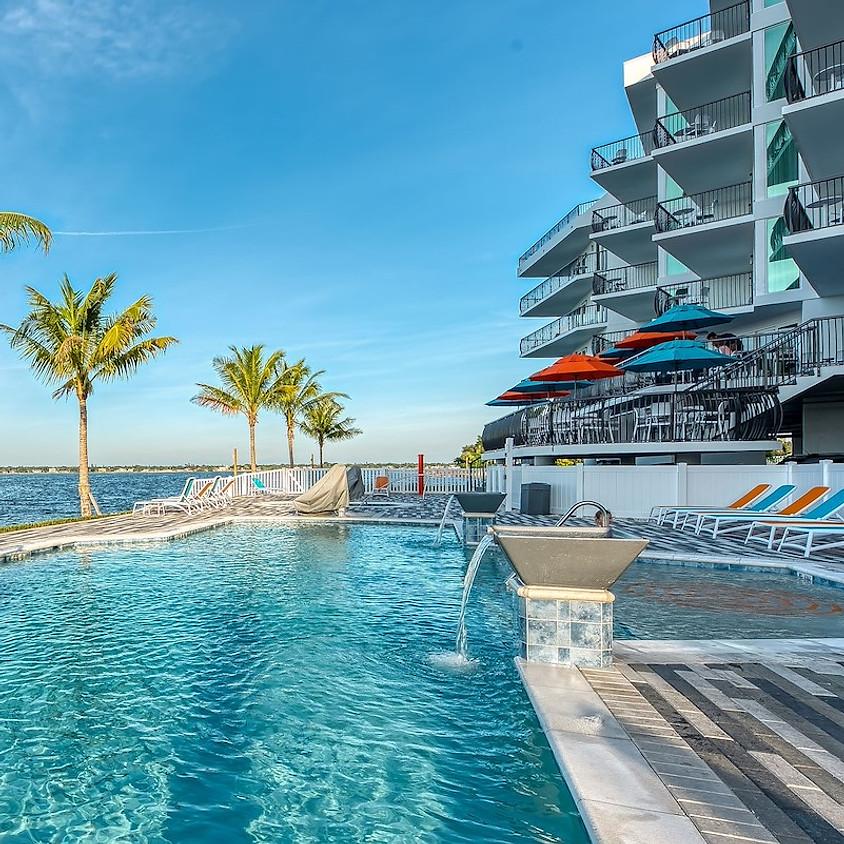 Valentines Day Getaway at Fusion Resort & Marina on Treasure Island