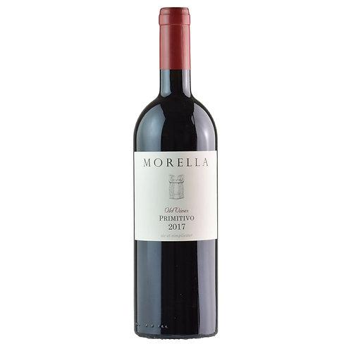 Morella Old Vines Primitivo Salento IGT 2017