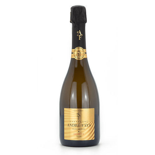 Champagne André Fays Infinity Brut Nature Metodo Solera