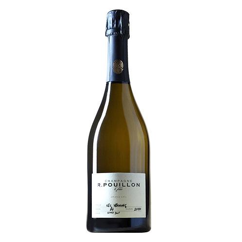 Champagne Roger Pouillon & Fils Les Valnons Extra Brut Grand Cru 2014