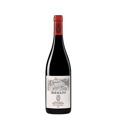 Travaglino Poggio della Buttinera Pinot Nero Riserva 2017