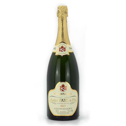 Champagne André Fays Tradition Brut 2017 MAGNUM (astuccio)