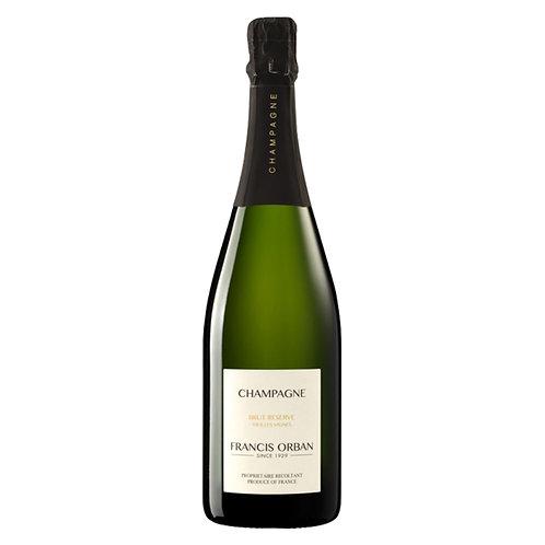 Champagne Francis Orban Resérve Vieilles Vignes Brut
