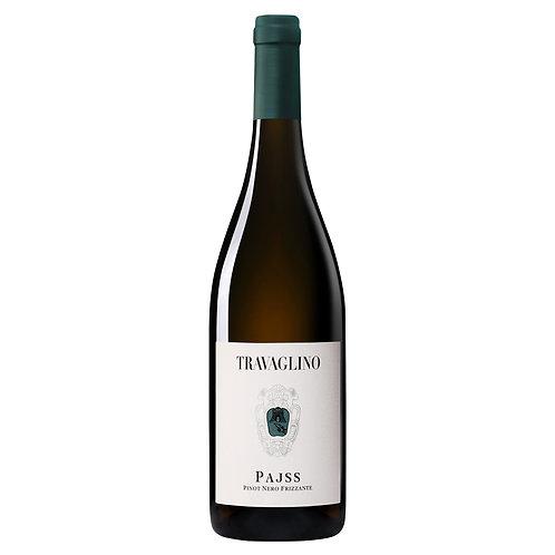 Travaglino Pajss Pinot Nero in bianco vivace 2020