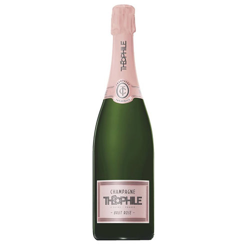 Theophile Champagne Brut Rosé AOC