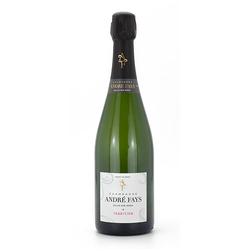 Champagne André Fays Tradition Extra Brut 2017