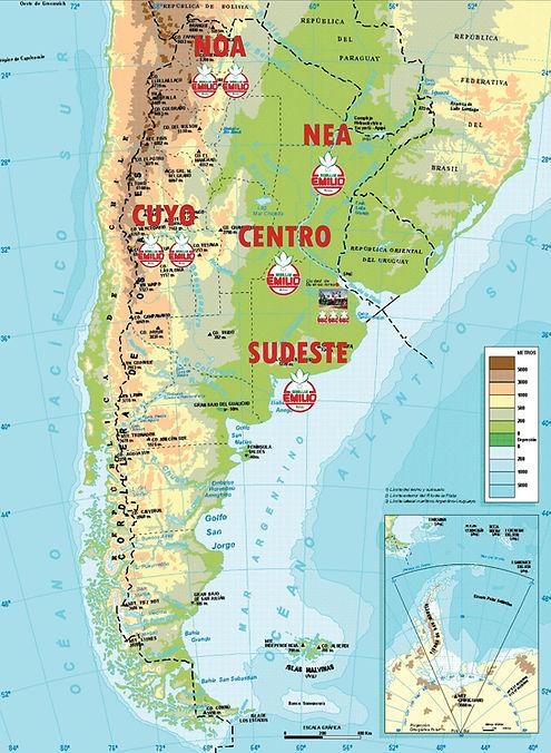 semillas emilio en argentina