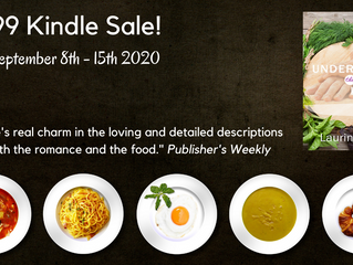 Under the Knife on Sale on Kindle for $0.99!