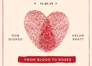 Less Than 2 Weeks Until From Blood to Roses Drops!