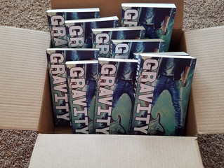 Gravity is Now Available in Print!