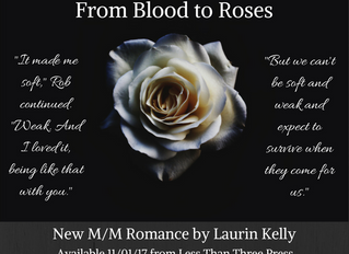 Teaser #1 for From Blood to Roses