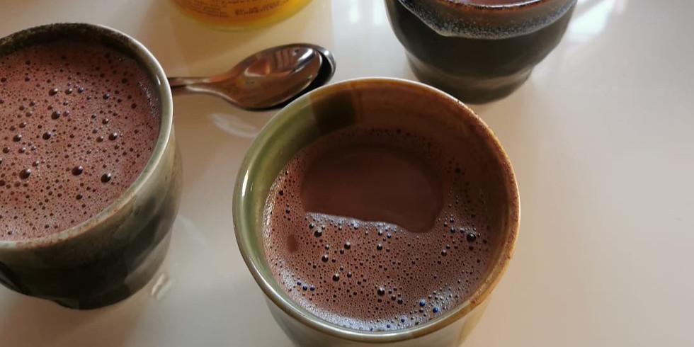 Cacao - Nouvelles Lune & Eclipse totale en Sagittaire