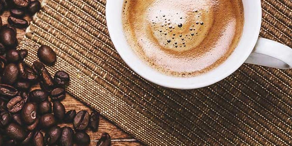 找一個人。咖啡約會