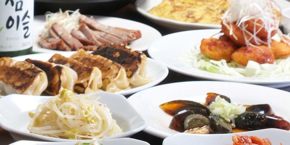 Speed Dating + 韓式料理烹飪體驗班