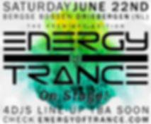 Energi of Trance dj bacardit