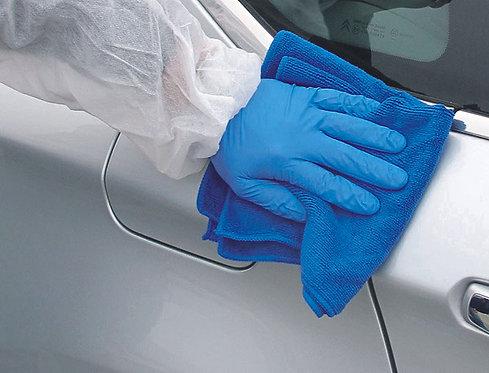 Chiffon en microfibre pour nettoyage automobile (3 pcs)