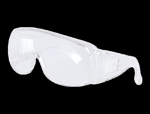 Paire de lunettes de protection en polycarbonate