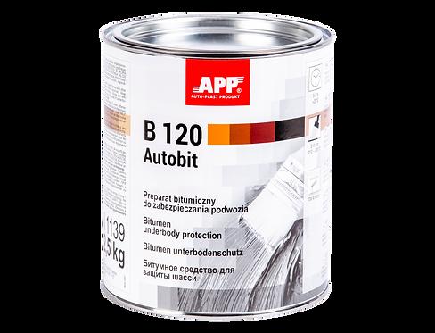 Masse de protection pour châssis pot APP B120 1.3kg